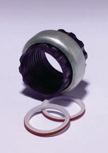 Accessories for screwthread tubes with SVL® thread