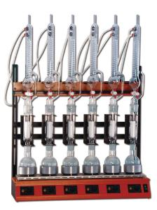 Twisselmann multi-sample extractor, behrotest®