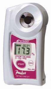 Portable refractometers, PAL series