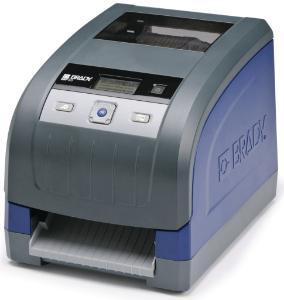 Waarschuwingsetiketten- en labelprinter, BBP™33