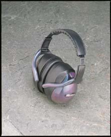 Earmuffs, foldable, M1