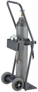 Gasflestrolleys voor gasflessen van 10 liter