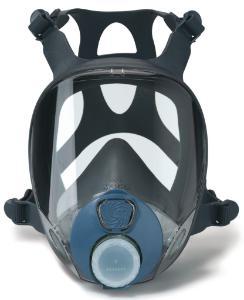 Volgelaatsmaskers tegen gassen, dampen en stof; 9000-serie