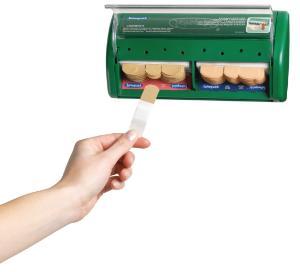 Plaster dispenser, Salvequick
